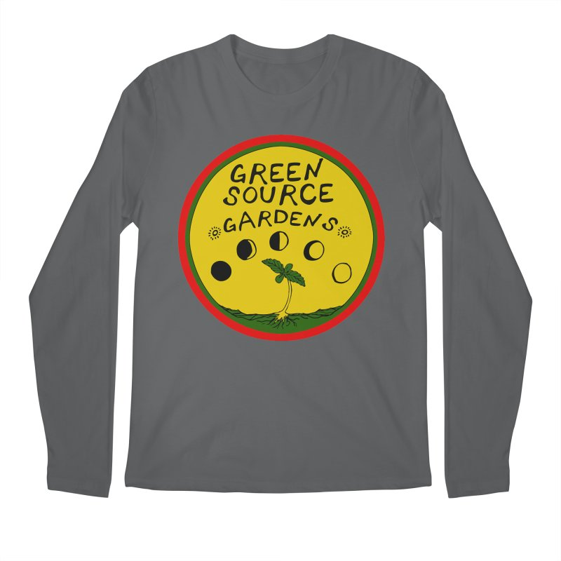 Green Source Gardens Men's Longsleeve T-Shirt by Green Source Gardens