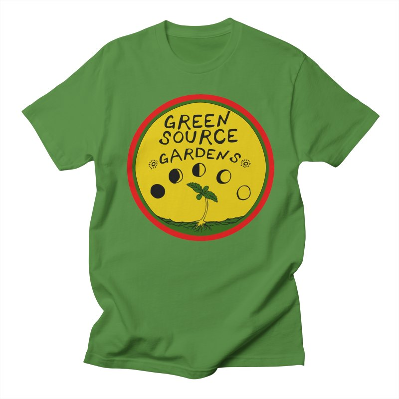 Green Source Gardens Women's Regular Unisex T-Shirt by Green Source Gardens