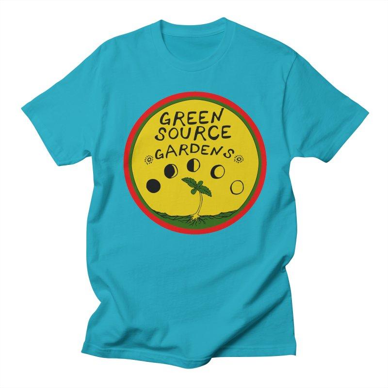 Green Source Gardens Men's Regular T-Shirt by Green Source Gardens