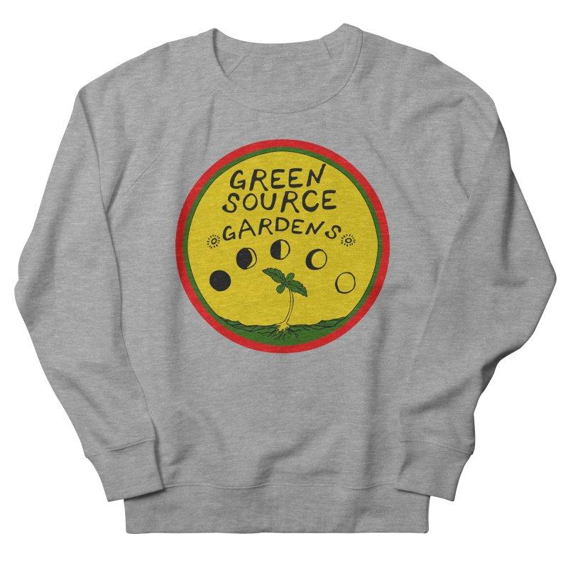 Green Source Gardens Women's French Terry Sweatshirt by Green Source Gardens