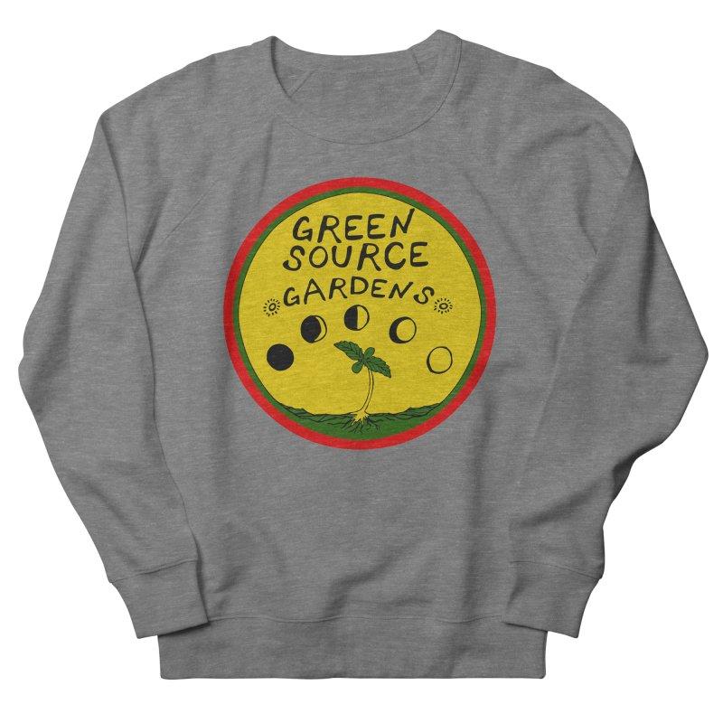 Green Source Gardens Men's French Terry Sweatshirt by Green Source Gardens