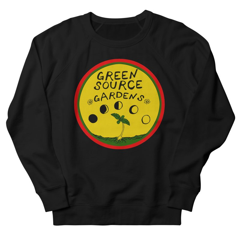 Green Source Gardens Men's French Terry Sweatshirt by Green Source Gardens