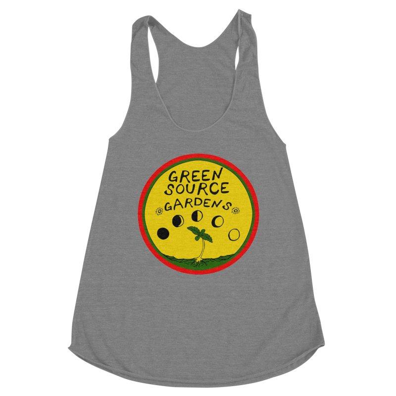 Green Source Gardens Women's Tank by Green Source Gardens