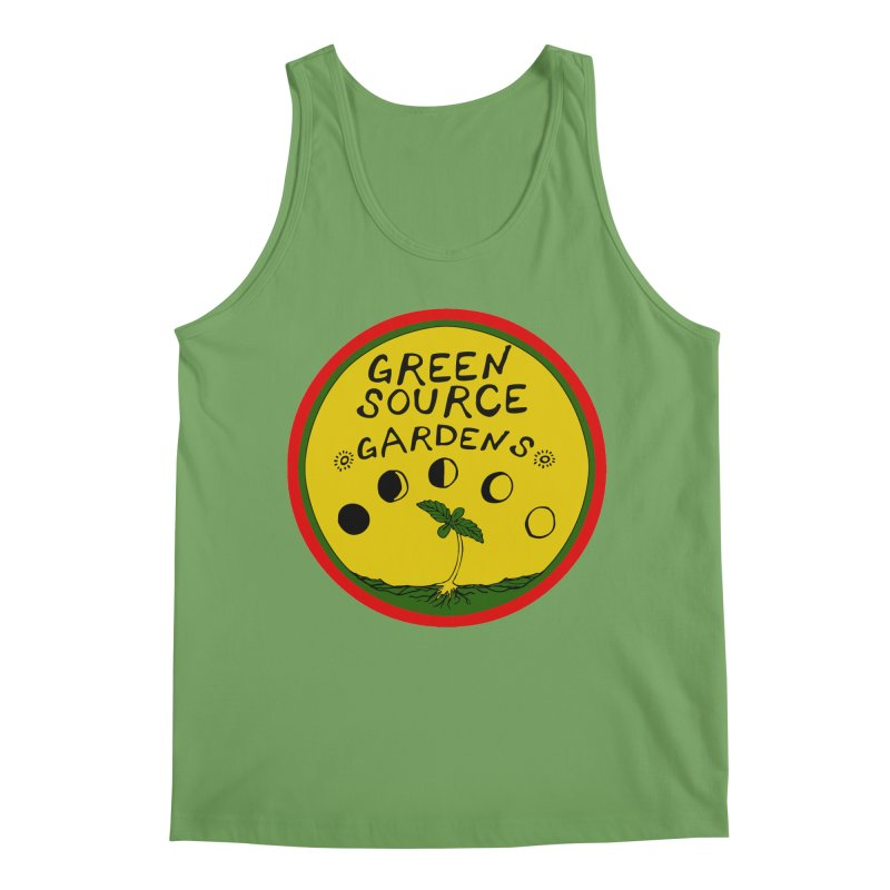 Green Source Gardens Men's Tank by Green Source Gardens