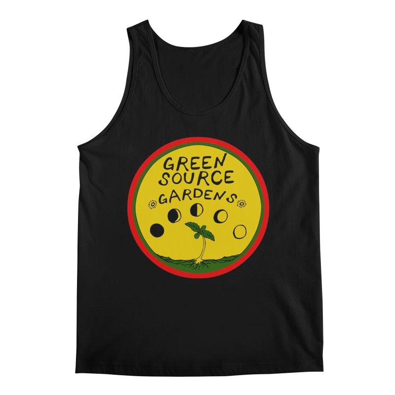Green Source Gardens Men's Regular Tank by Green Source Gardens