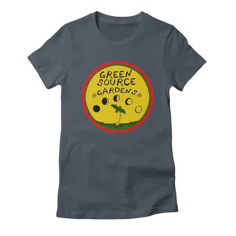 Green Source Gardens Women's T-Shirt by Green Source Gardens