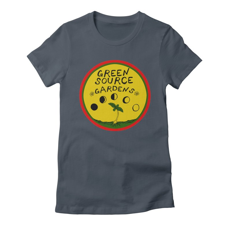 Green Source Gardens Women's T-Shirt by Green Source Gardens