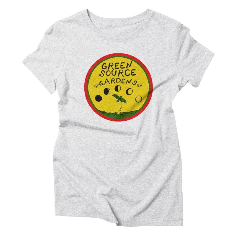 Green Source Gardens Women's Triblend T-Shirt by Green Source Gardens