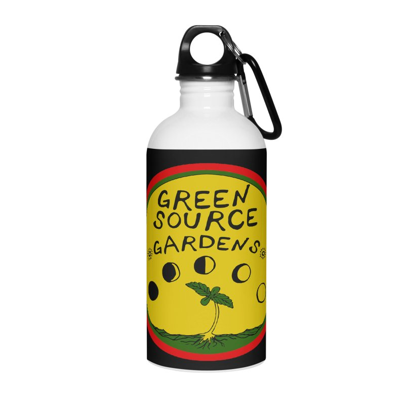 Green Source Gardens Accessories Water Bottle by Green Source Gardens