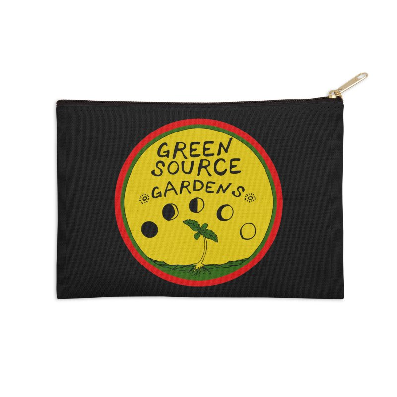 Green Source Gardens Accessories Zip Pouch by Green Source Gardens