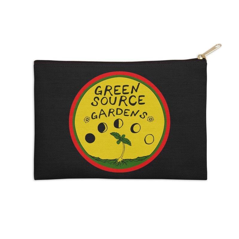 Green Source Gardens Accessories Zip Pouch by Green Source Gardens