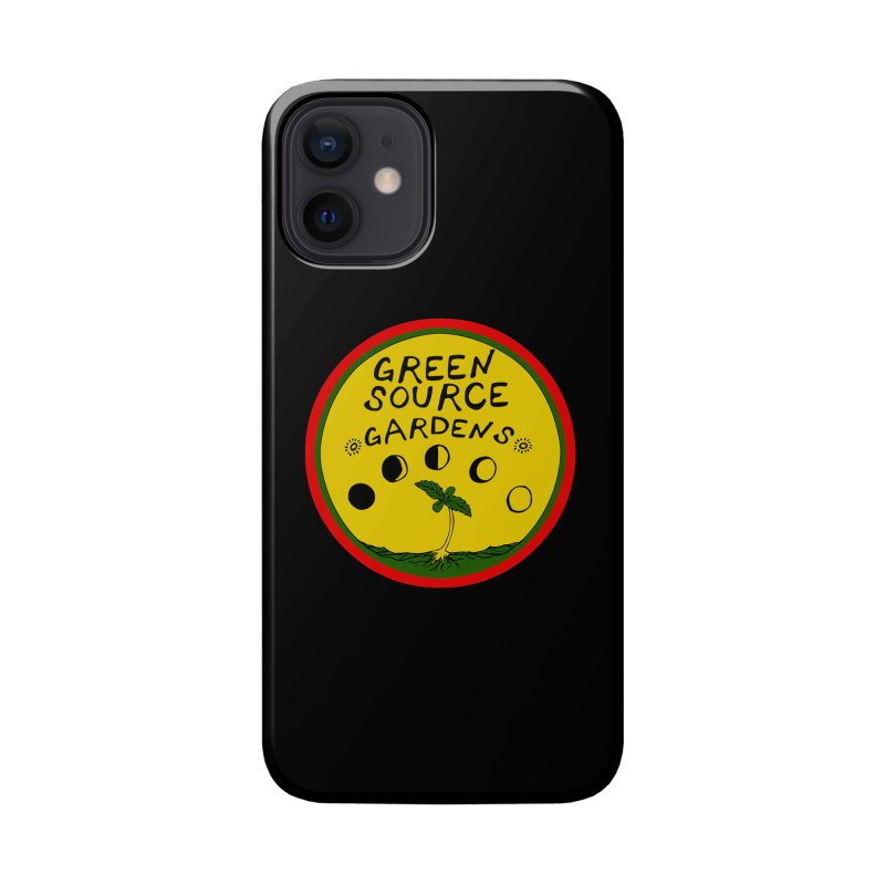 Green Source Gardens Accessories Phone Case by Green Source Gardens