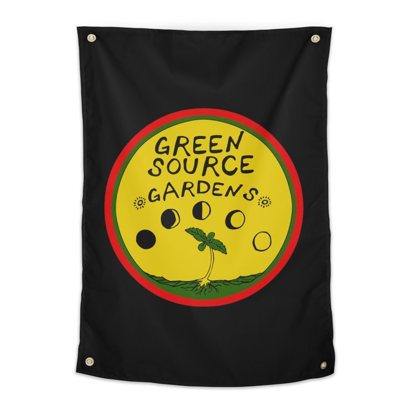Green Source Gardens Home Tapestry by Green Source Gardens