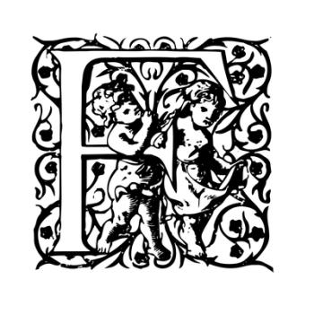 The Gregorian Swears Shop Logo