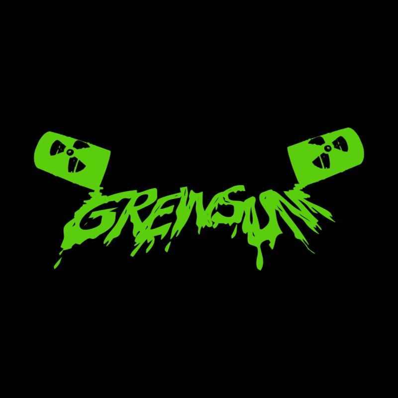 GREWSUM - TOXIC TEE Men's T-Shirt by GrewSum's Shop