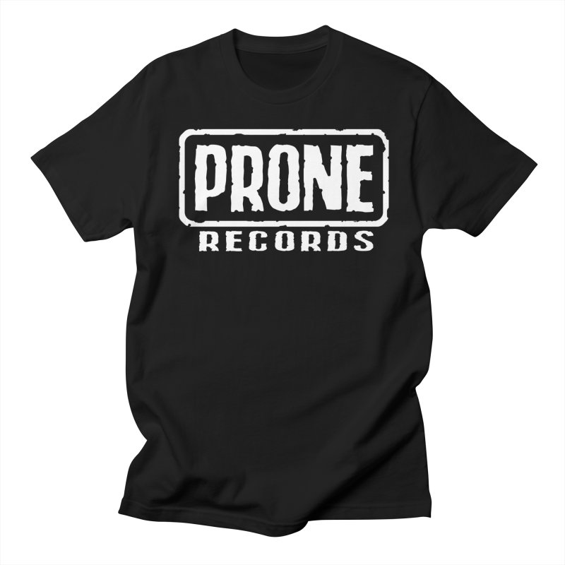 PRONE RECORDS - CLASSIC TEE Men's T-Shirt by GrewSum's Shop