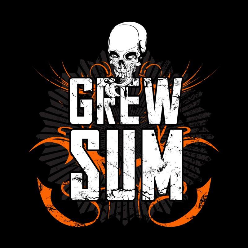 GREWSUM - TONGUE TEE Men's T-Shirt by GrewSum's Shop