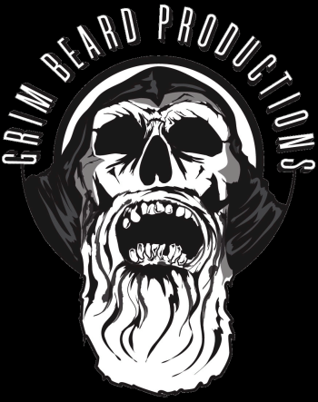 Grim Beard Productions's Merch Store Logo