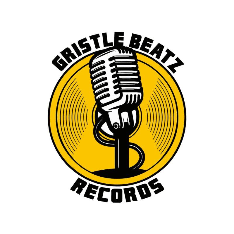Gristle Beatz Records Design by Gristle Beatz Records Shop