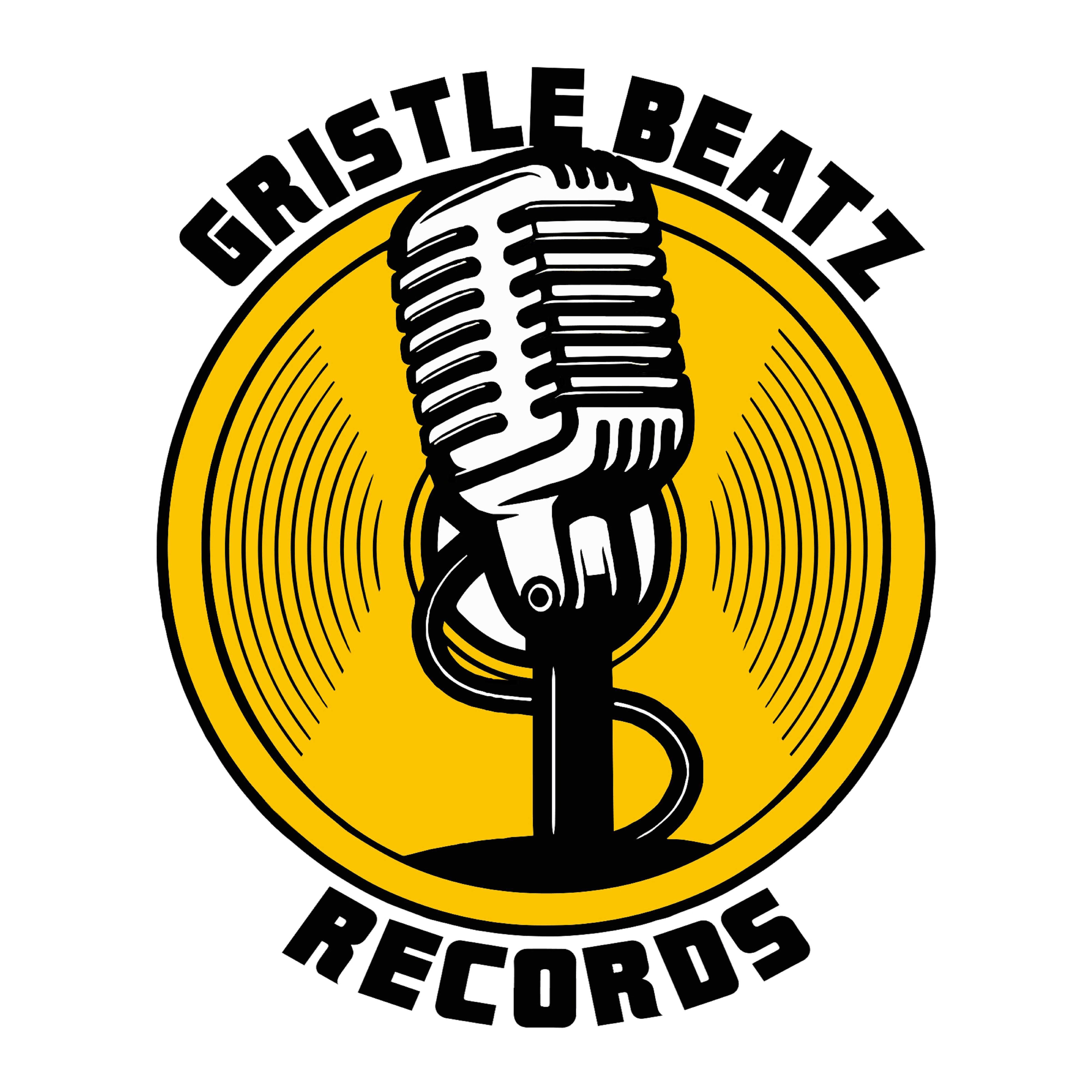 Gristle Beatz Records Shop Logo