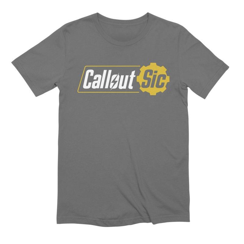 Callout Sick 76 Men's T-Shirt by HIDENbehindAroc's Shop