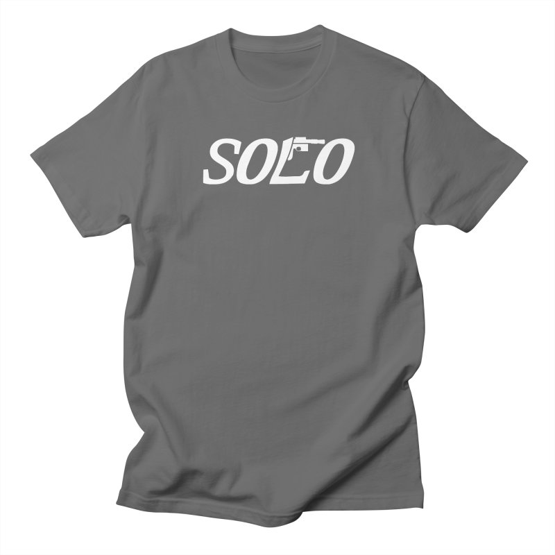 Han Solo 007 Men's T-Shirt by HIDENbehindAroc's Shop