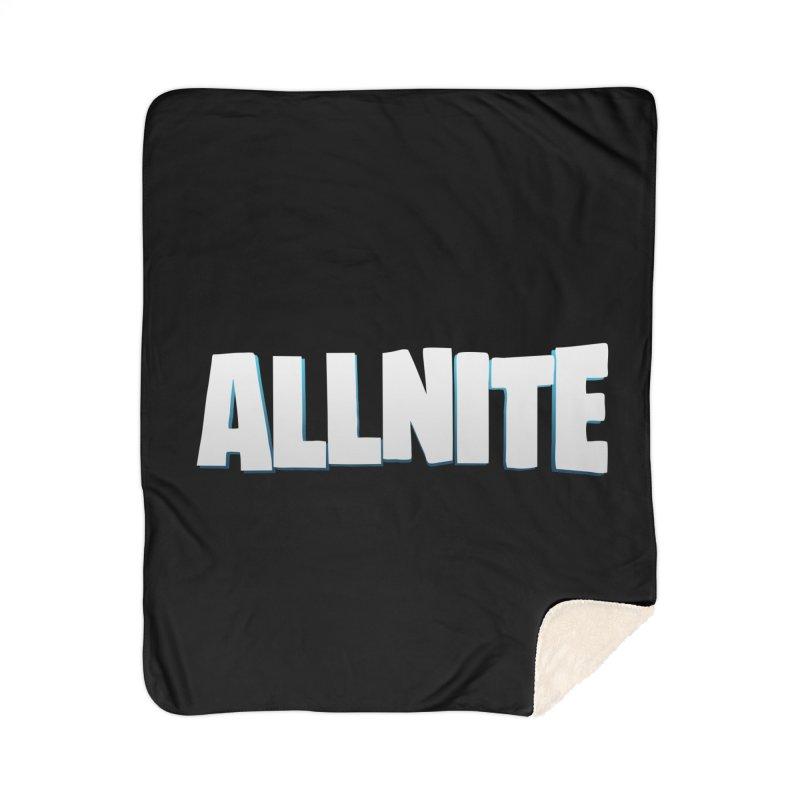 ALLNITE Home Blanket by HIDENbehindAroc's Shop