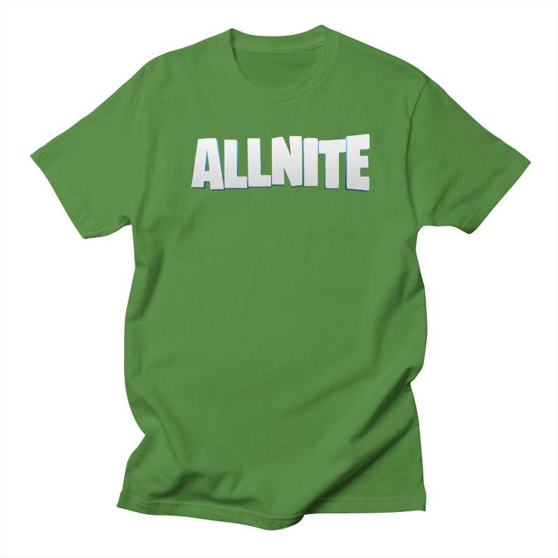 ALLNITE Men's T-Shirt by HIDENbehindAroc's Shop