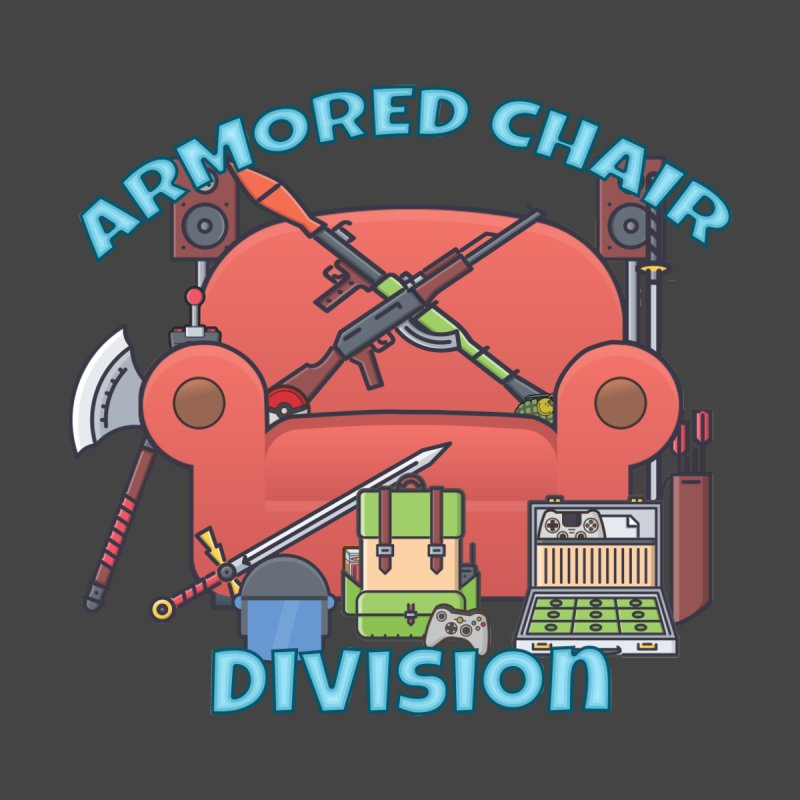 Armored Chair Division Men's T-Shirt by HIDENbehindAroc's Shop