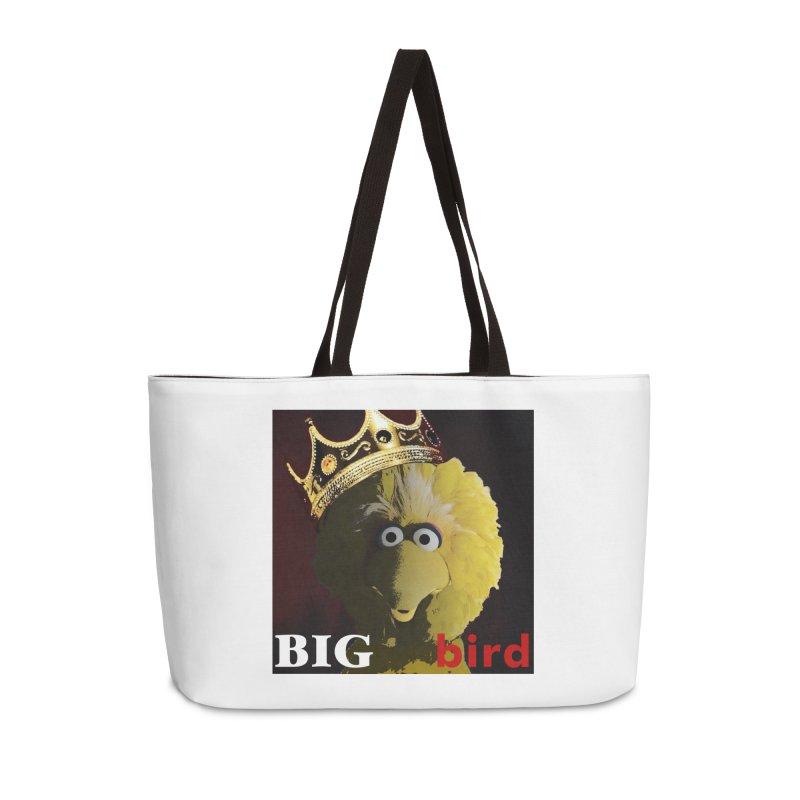 B.I.G. Bird Accessories Bag by HIDENbehindAroc's Shop