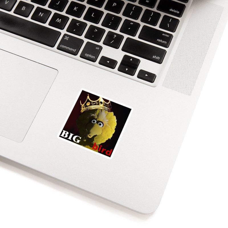 B.I.G. Bird Accessories Sticker by HIDENbehindAroc's Shop
