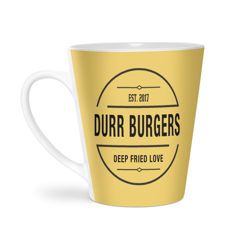 DURR Burgers Accessories Mug by HIDENbehindAroc's Shop