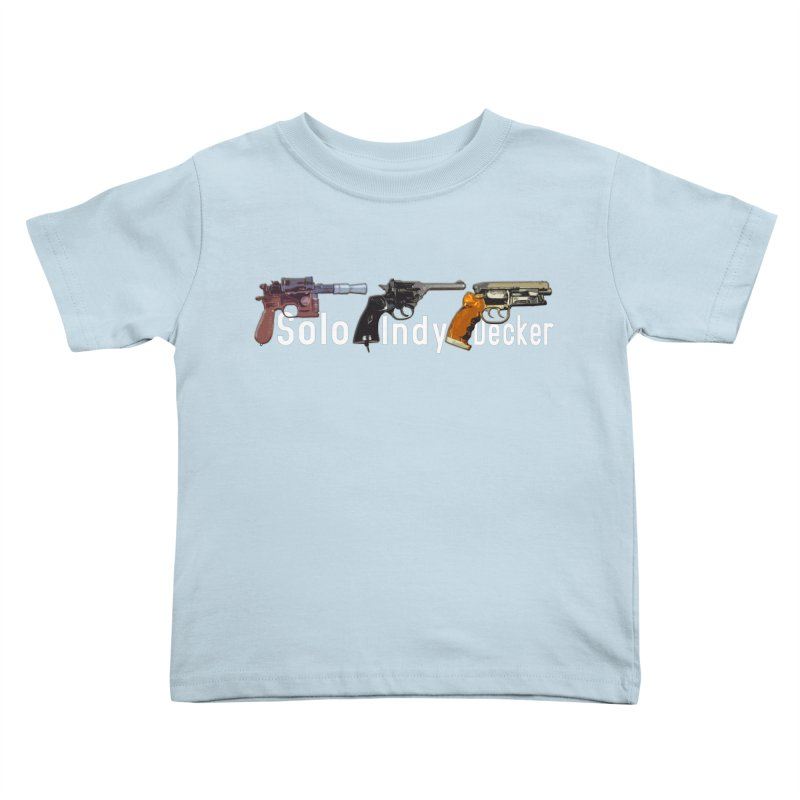 Ford's Arms Kids Toddler T-Shirt by HIDENbehindAroc's Shop