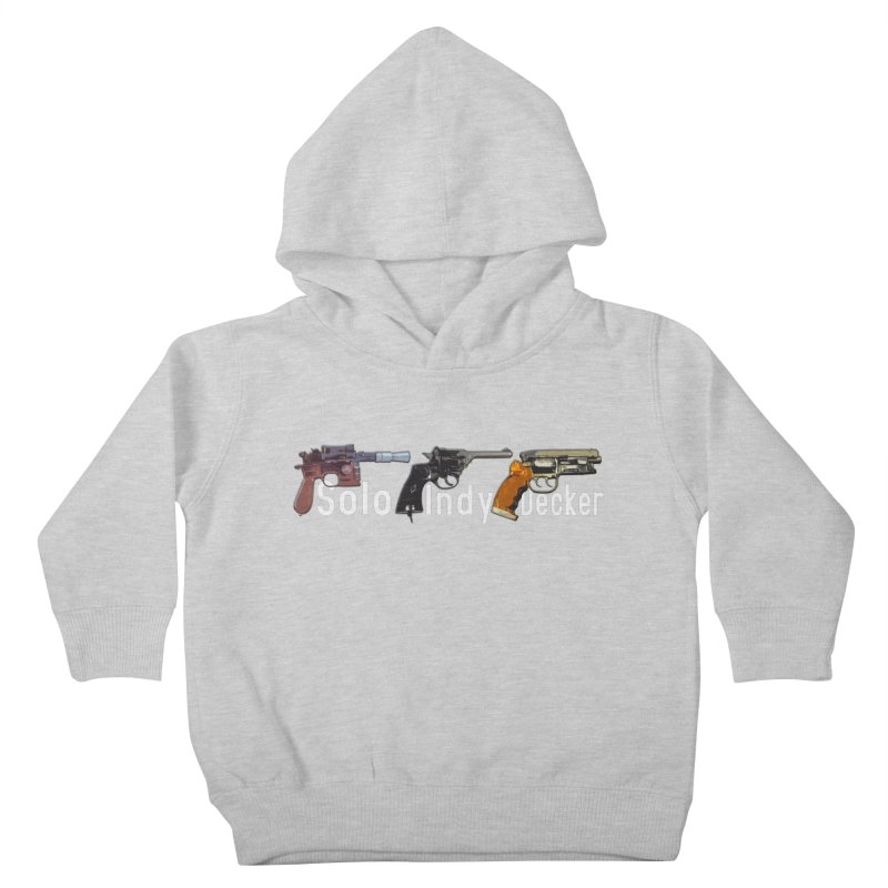 Ford's Arms Kids Toddler Pullover Hoody by HIDENbehindAroc's Shop