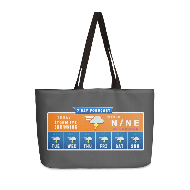7 Day Fortnite Forcast Accessories Bag by HIDENbehindAroc's Shop