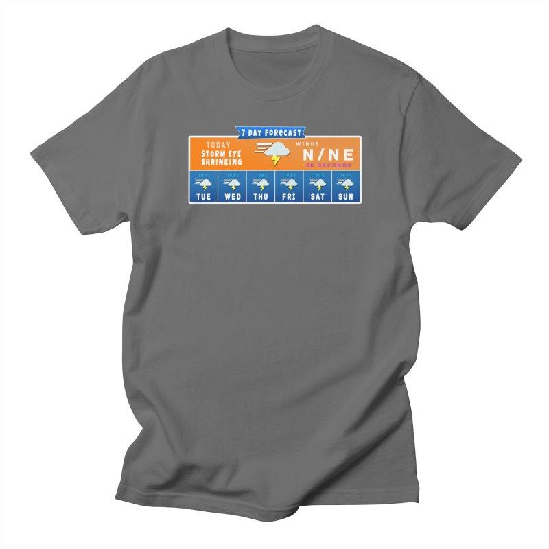 7 Day Fortnite Forcast Men's T-Shirt by HIDENbehindAroc's Shop