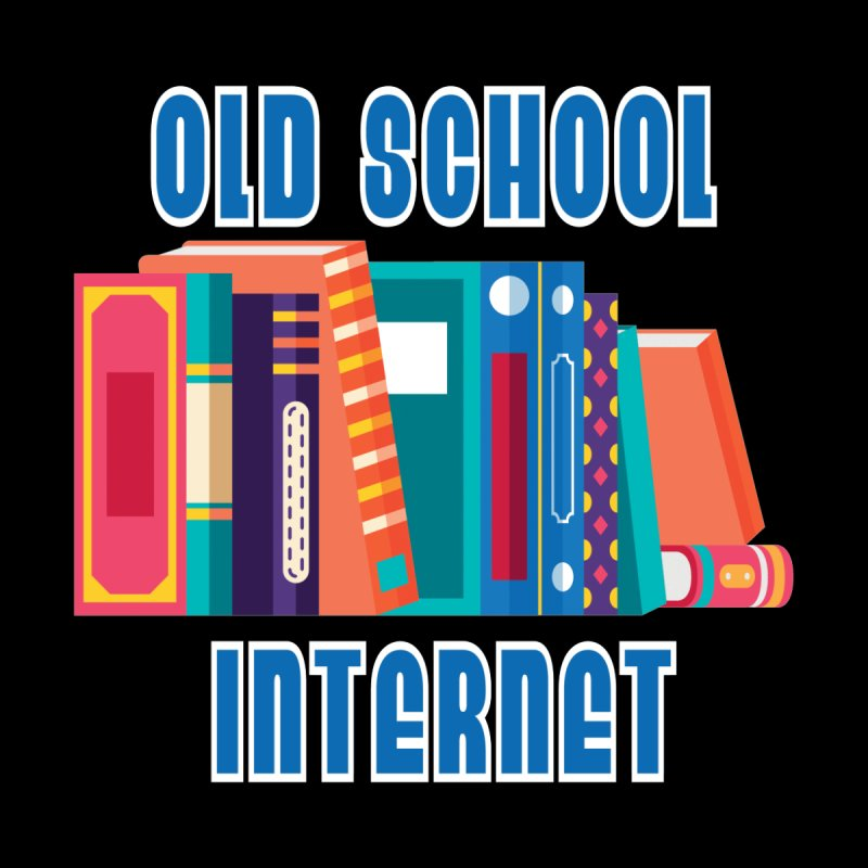 Old School Internet Women's Sweatshirt by HIDENbehindAroc's Shop