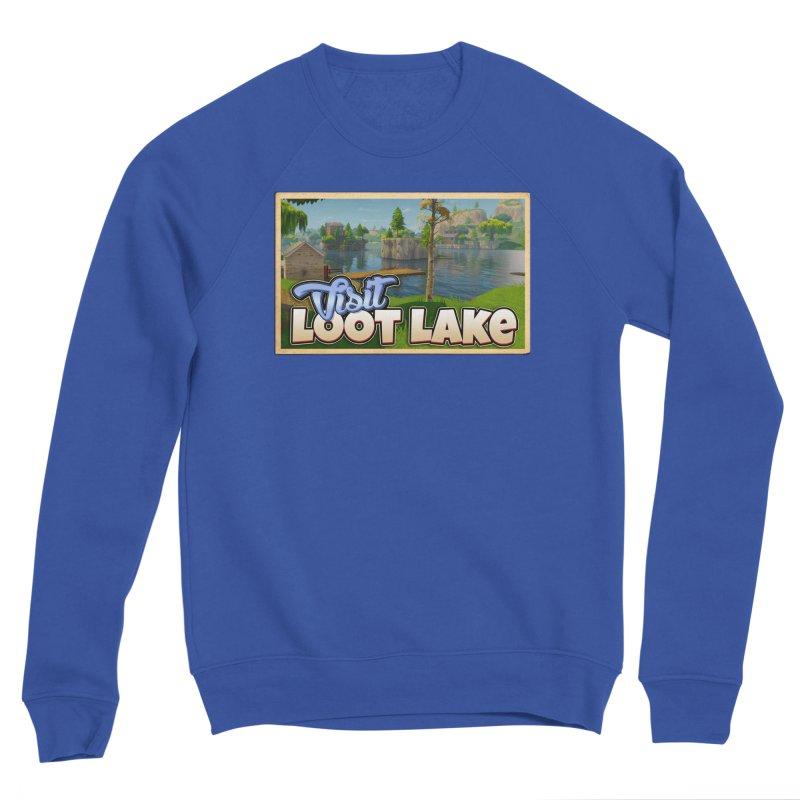 Visit Loot Lake Women's Sweatshirt by HIDENbehindAroc's Shop