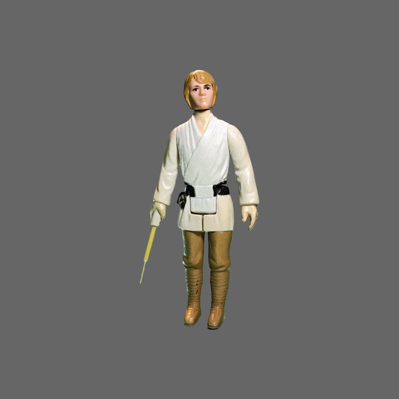 Worn Out Luke by HIDENbehindAroc's Shop