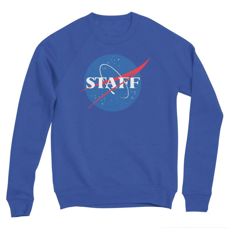 NASA Staff Women's Sweatshirt by HIDENbehindAroc's Shop