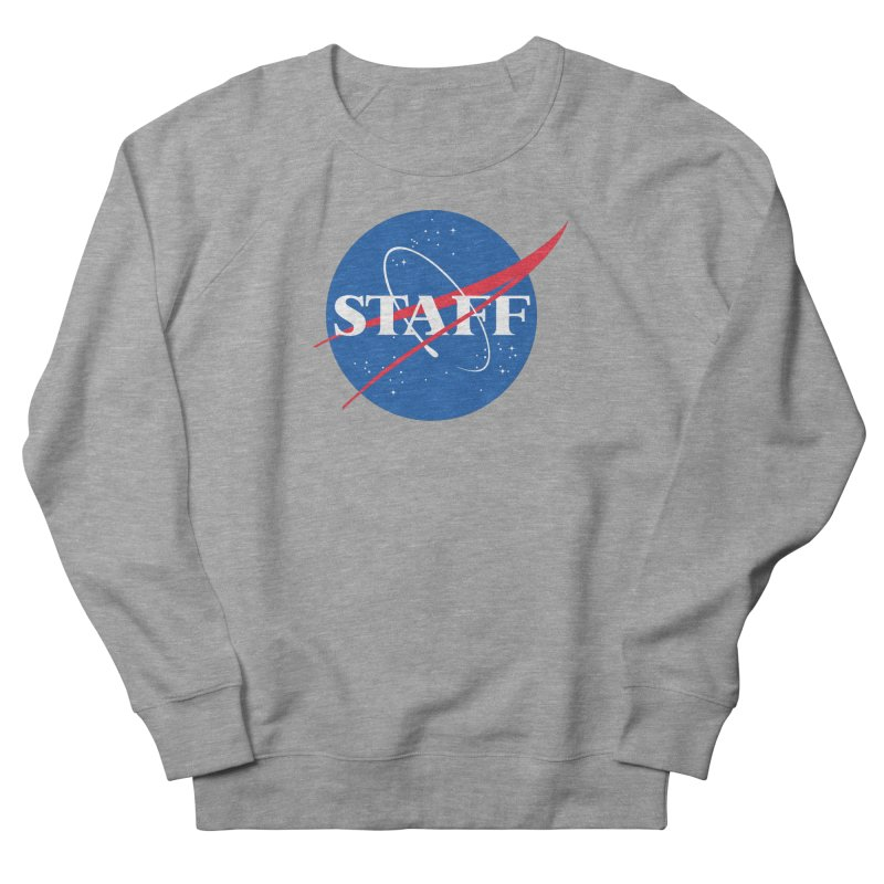 NASA Staff Men's Sweatshirt by HIDENbehindAroc's Shop