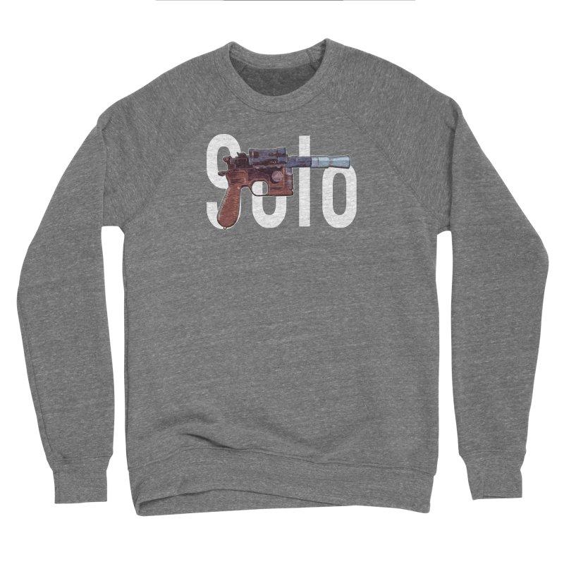 Solo Blaster Women's Sweatshirt by HIDENbehindAroc's Shop