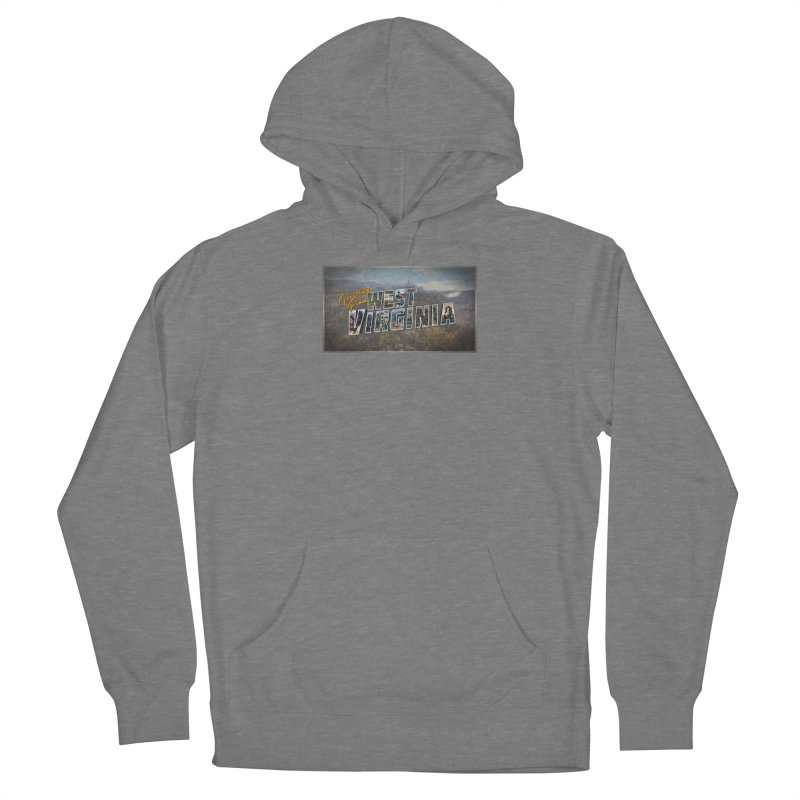 Greetings for Fallout West VA Women's Pullover Hoody by HIDENbehindAroc's Shop