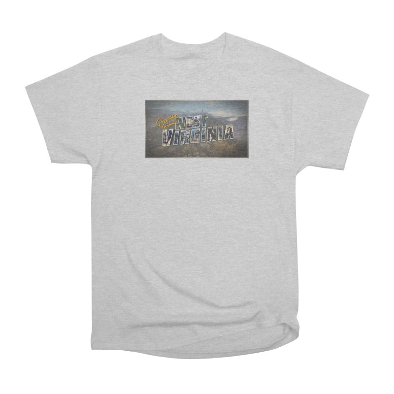 Greetings for Fallout West VA Men's T-Shirt by HIDENbehindAroc's Shop