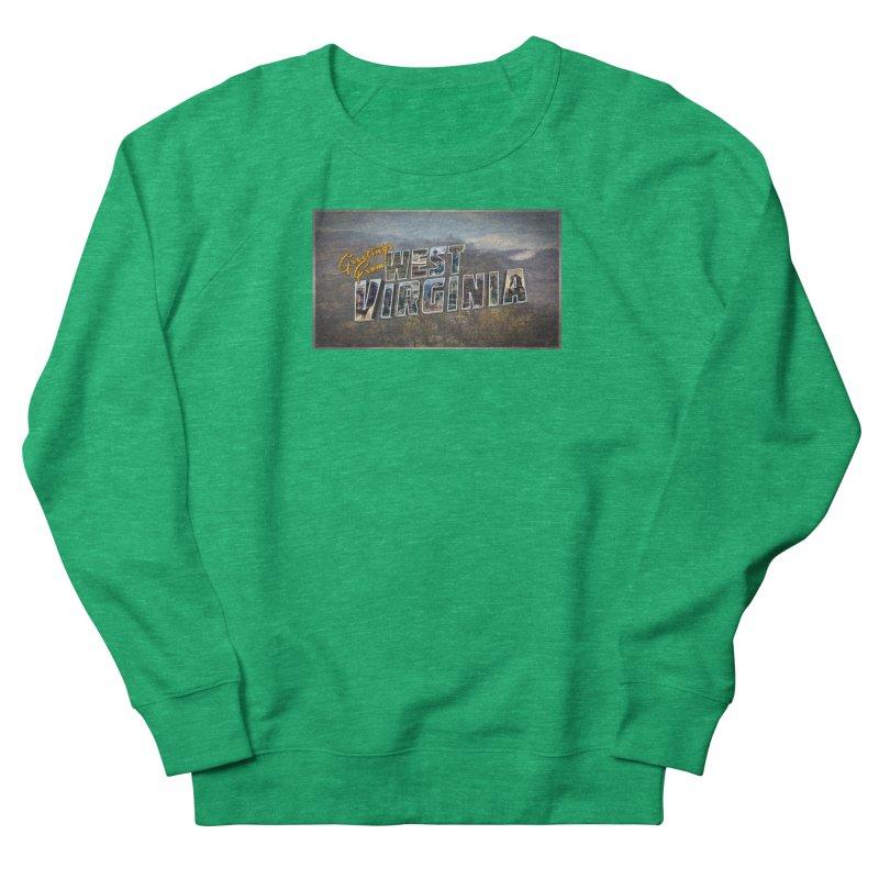 Greetings for Fallout West VA Women's Sweatshirt by HIDENbehindAroc's Shop