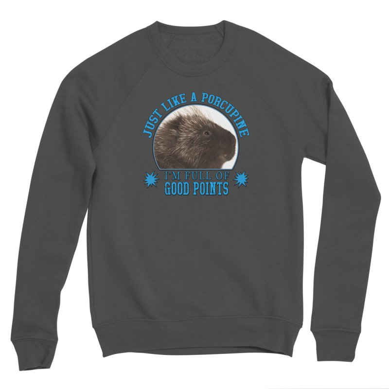 Full of Good Points Women's Sweatshirt by HIDENbehindAroc's Shop