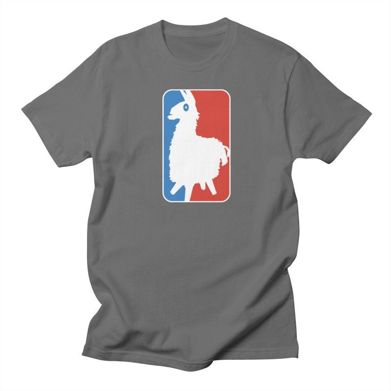 LLAMANITE 2 Men's T-Shirt by HIDENbehindAroc's Shop