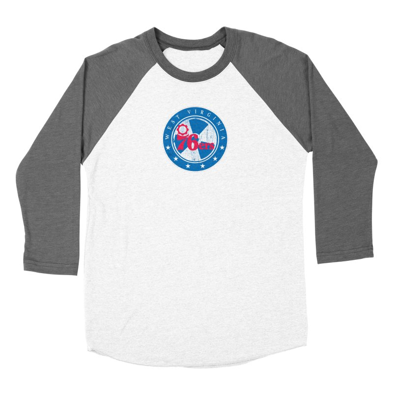 West Virginia 76ers Women's Longsleeve T-Shirt by HIDENbehindAroc's Shop
