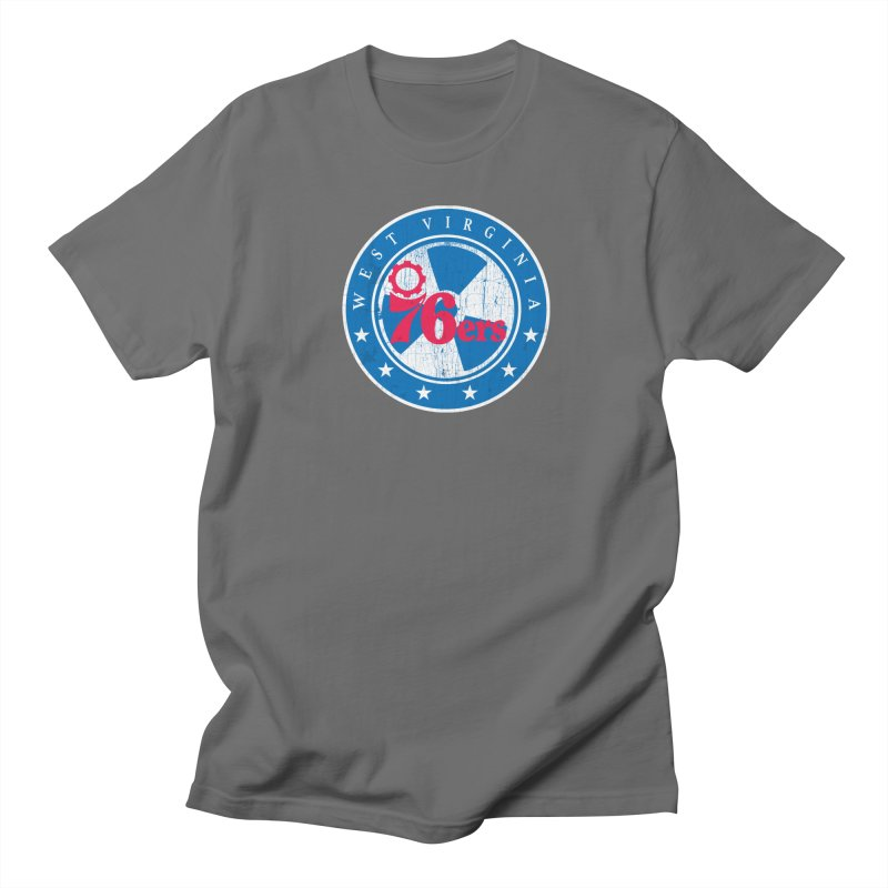 West Virginia 76ers Men's T-Shirt by HIDENbehindAroc's Shop