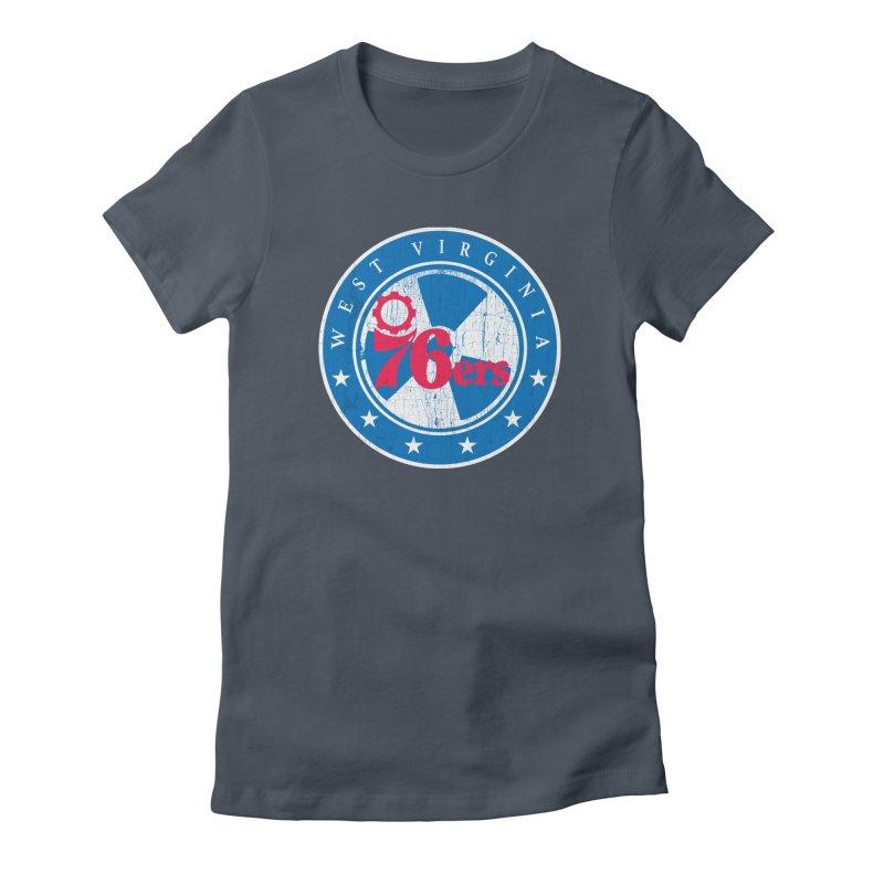 West Virginia 76ers Women's T-Shirt by HIDENbehindAroc's Shop